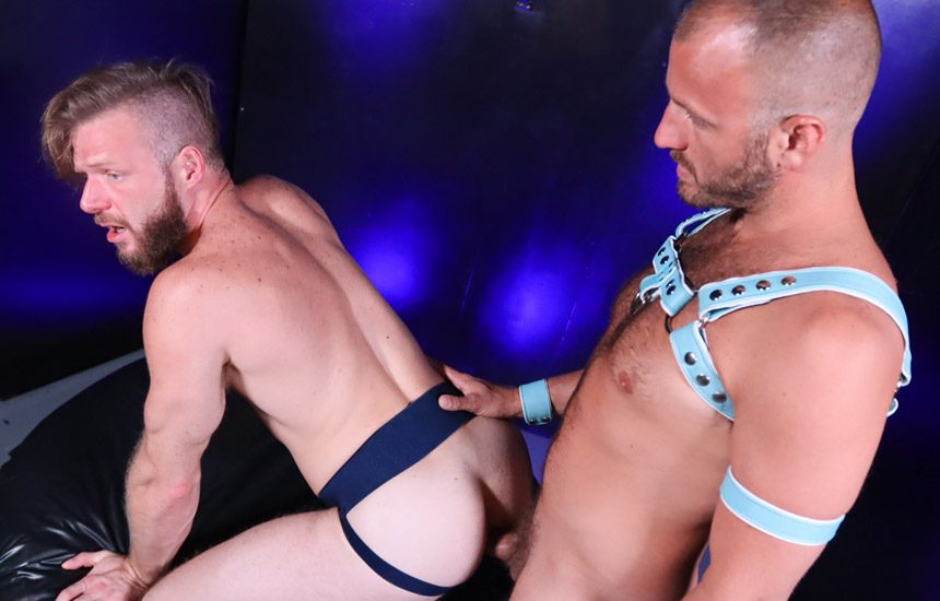 """Pride Studios: Chase Ryder pounds Brian Bonds in """"I Want That Big Cock"""""""