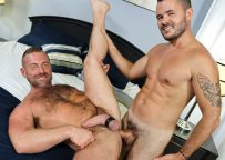 "Pride Studios: Valentin Petrov raw-fucks Jacob Woods in ""Craving Big Cock"""