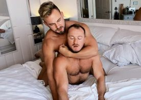 Sean Cody: Josh brings Brayden breakfast in bed and fucks his hungry hole