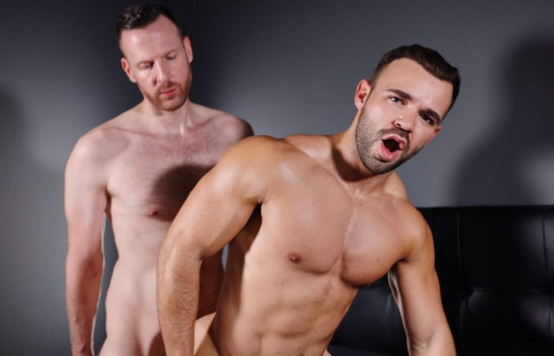 TimTales: Sean Austin is back and receives a deep, raw pounding from Tim Kruger