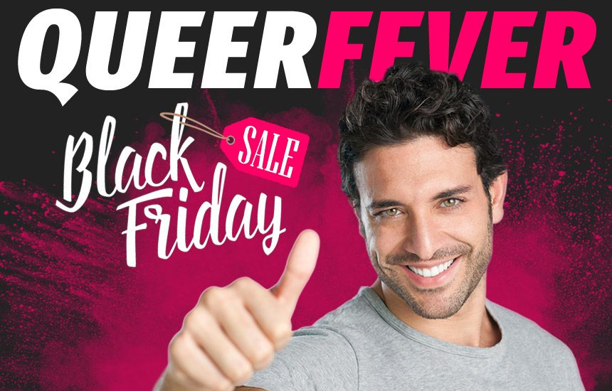 Black Friday / Cyber Monday Sale: Big Gay Porn Discounts