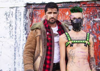 """Charly Willinsky debuts at Men.com and gets fucked by Ryan Bones in """"Fuck The Apocalypse"""""""
