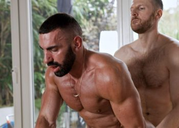 TimTales: Muscle bottom Kai Marcos is back and gets fucked by Tim Kruger