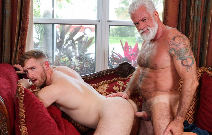 "Pride Studios: Scott Riley gets fucked by his uncle Jake Marshall in ""Coming Out Is Hard"""
