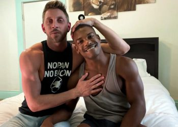 Next Door Studios: Johnny Ford plows Adrian Hart's hole in a homemade video