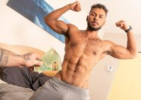 Reality Dudes: Milo Madera gets fucked by Ryan Bones in a hot Str8 Chaser video