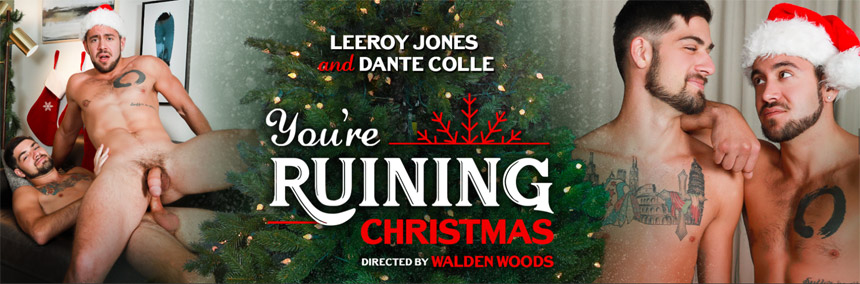 You're Ruining Christmas with Dante Colle and LeeRoy Jones