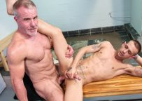 """Pride Studios: Casio King bottoms for Dale Savage in """"Daddy Cruising"""""""
