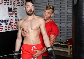 "Pride Studios: Tristan Brazer fucks his stepson Johnny B in ""Training With My Stepdad"""