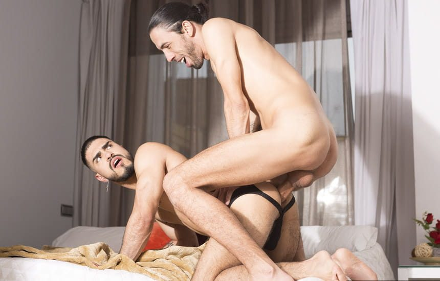 "Fuckermate: Valentino Sistor gets fucked by Franklin Acevedo in ""Creamy Welcome"""
