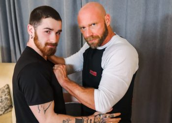 """Masqulin: Nick Milani gets fucked by Killian Knox in """"Who's Your Daddy?"""" (part one)"""