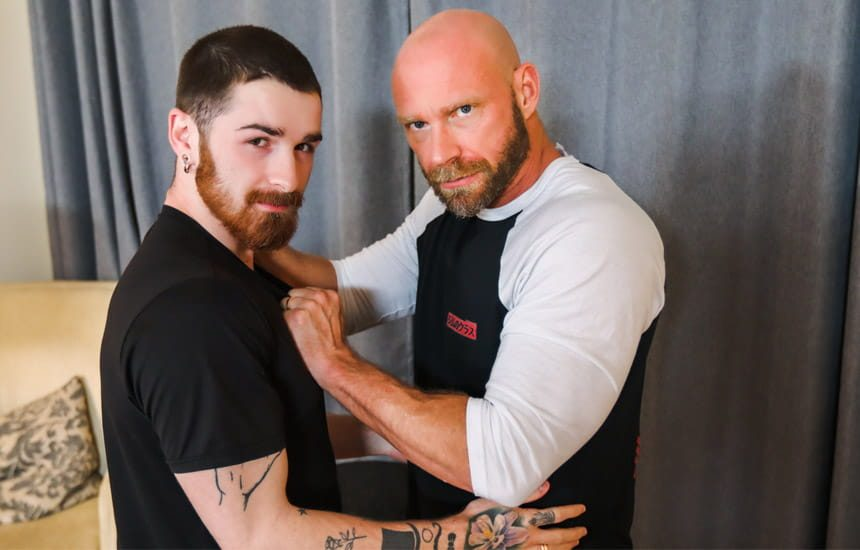 "Masqulin: Nick Milani gets fucked by Killian Knox in ""Who's Your Daddy?"" (part one)"