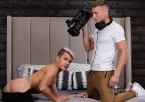 """Next Door Studios: Justin Matthews plows Andy Taylor's bare hole in """"Auditions"""" (part 4)"""