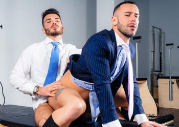"Men At Play: Pol Prince and Gustavo Cruz fuck each other in ""Level Test"""