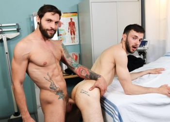 "Pride Studios: Izzy Danger bottoms for cousin Eddie in ""Cousins and the Danger of Desire"""
