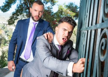"""Men At Play: Pol Prince gets fucked by Sir Peter in """"Real Estate Affair"""""""