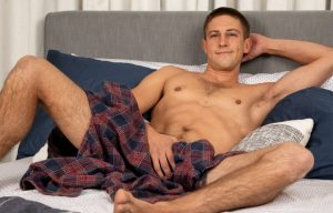 Stag Collective: Jason Long beats his meat and plays with hole