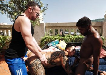 TimTales: Freddy Salvador gets fucked by Claudio Medina and Tim Kruger