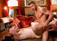 """Disruptive Films: Michael Boston gets fucked by Johnny Ford in """"Peeping Todd"""""""